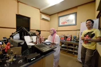 As a Creative On Air for Rookie DJ 2014